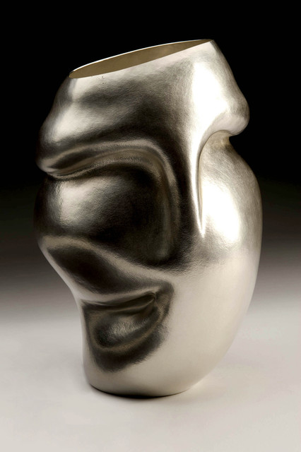 James, Britannia silver. Reproduced with kind permission of the artist Elizabeth Auriol Peers